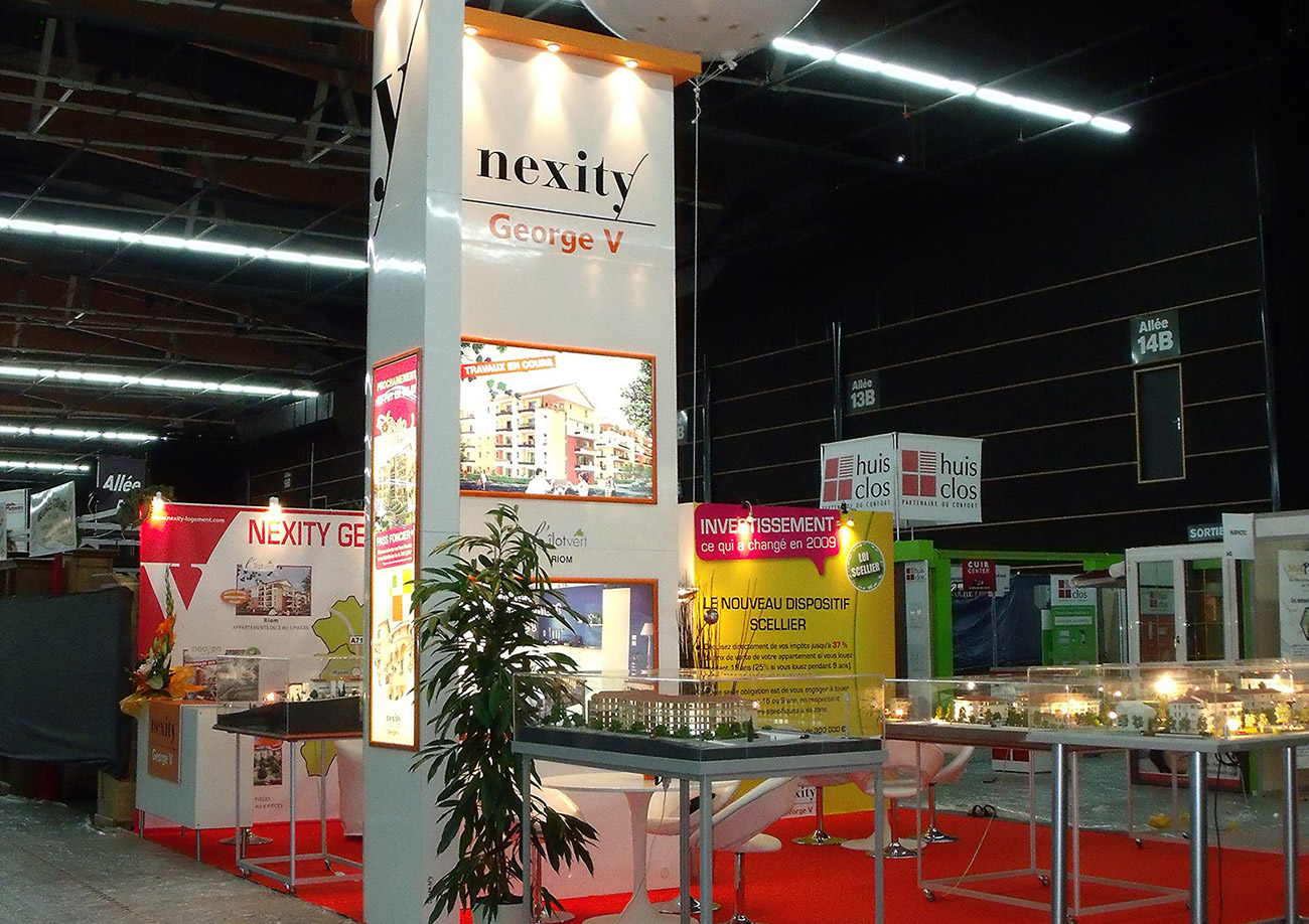 NEXITY CONCEPTION ET MONTAGE TOUR